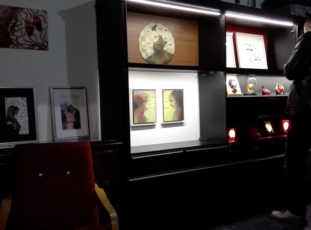 Artery Prague exhibition Sandy Lang